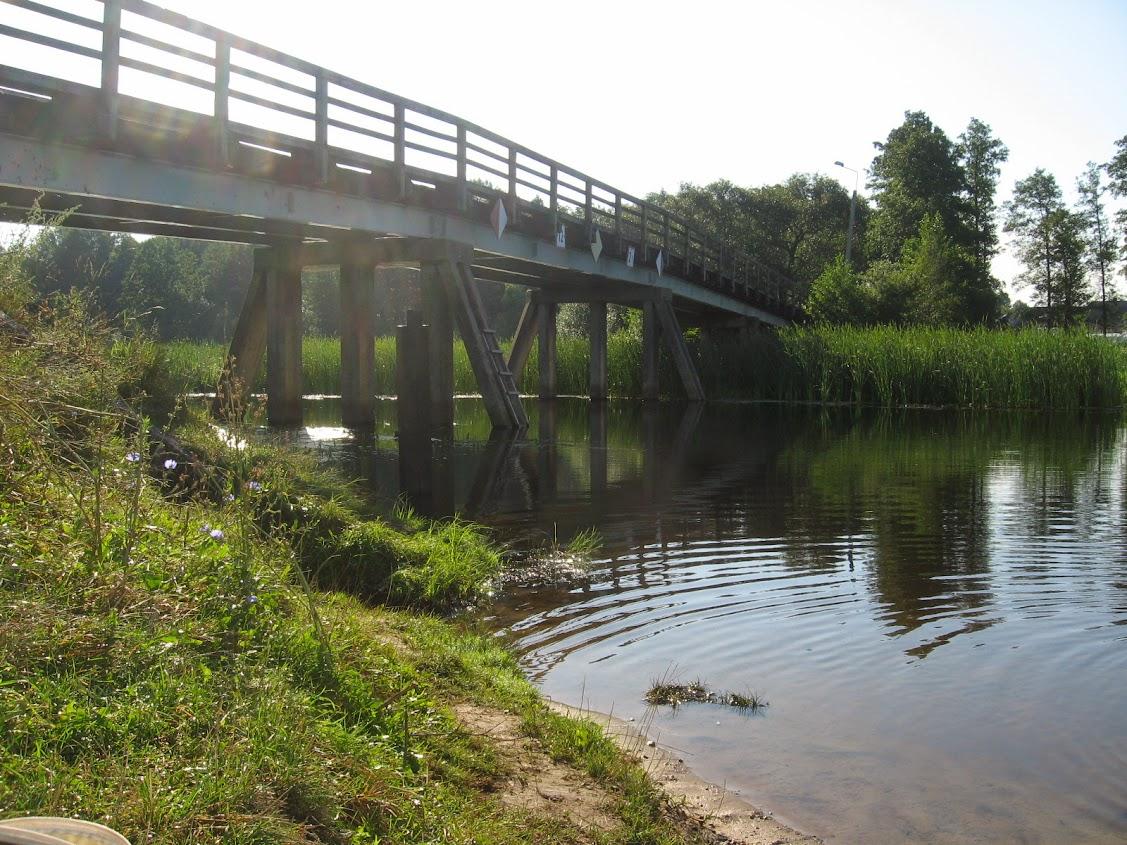 Dolistowo, most, Podlasie