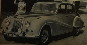 Armstrong-Siddeley Saphir