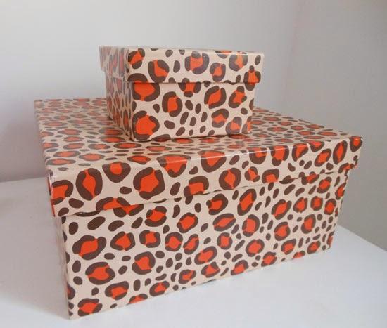 Como ser uma pessoa mais organizada - caixas
