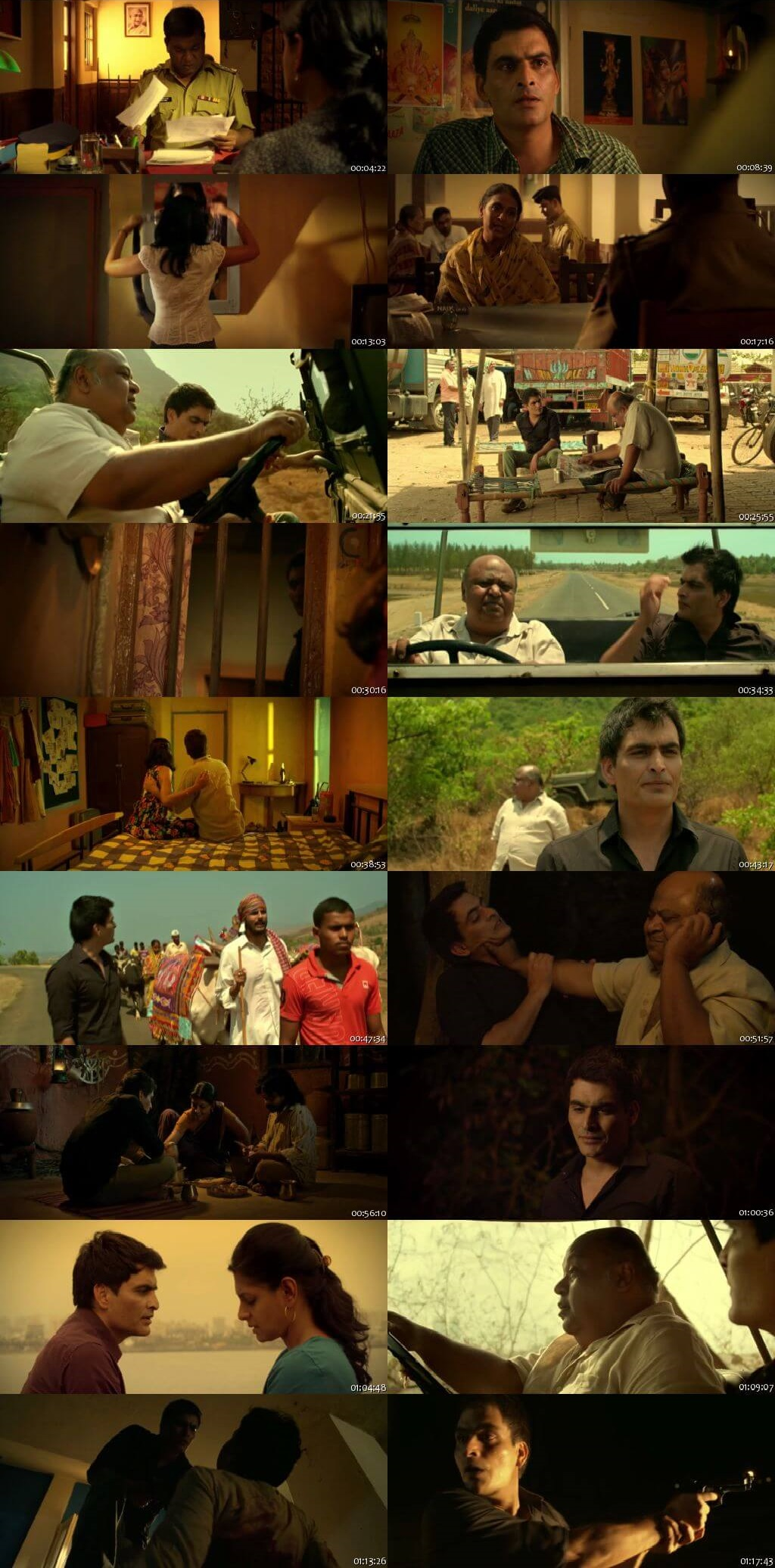 Screen Shot Of Albert Pinto Ko Gussa Kyun Aata Hai? 2019 Full Movie Free Download HD 720P Watch Online