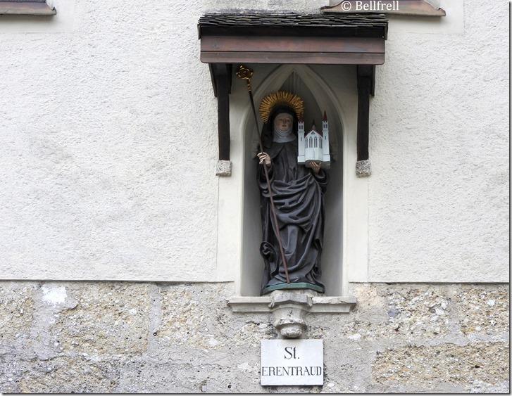 12 Nonnberg St. Erentraud