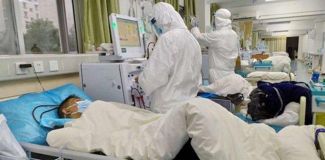 Mengerikan, 70 Pasien Corona Meninggal Dalam Satu Hari Di Wuhan