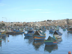 Photo: Marsaxlokkin kalastajasatama