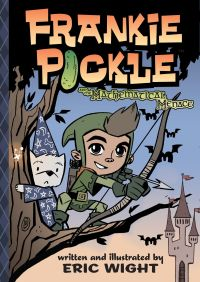 Frankie Pickle and the Mathematical Menace By Eric Wight