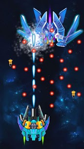 Galaxy Attack Alien Shooter Mod Apk 31.4 (Unlimited Money + Unlocked VIP-12) 4