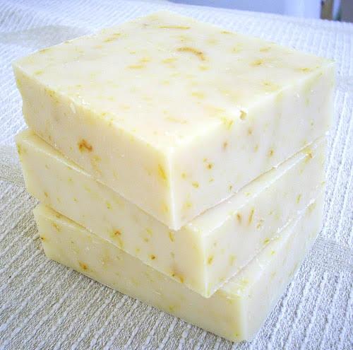 茉莉金盞潔顏皂