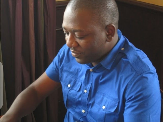 MTN GM, Oluwole Rawa, Slumps, Died On His Way To Hospital In Lagos ~Omonaijablog (Pictures)