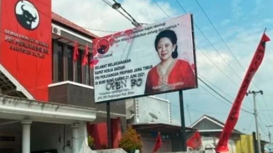 Aksi Vandalisme Baliho Puan Maharani Terjadi Lagi, Pengamat: Virus Penggerogot Moral Bangsa