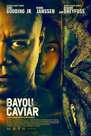 Poster Of Bayou Caviar In Hindi Dubbed 300MB Compressed Small Size Pc Movie Free Download Only At worldfree4u.com