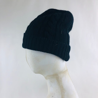 Saks 5th Ave. Cashmere Hat