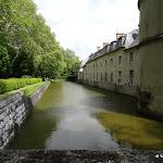 Château du Marais : douves nord