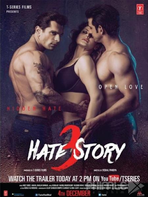 Phim Người Tình Nguy Hiểm 3 - Hate Story 3 (2015)