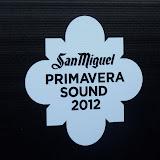 PRIMAVERASOUNDFestival2012