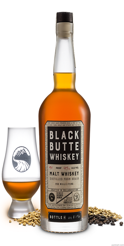 Deschutes Brewery and Bendistillery Announce Second Black Butte Whiskey Release