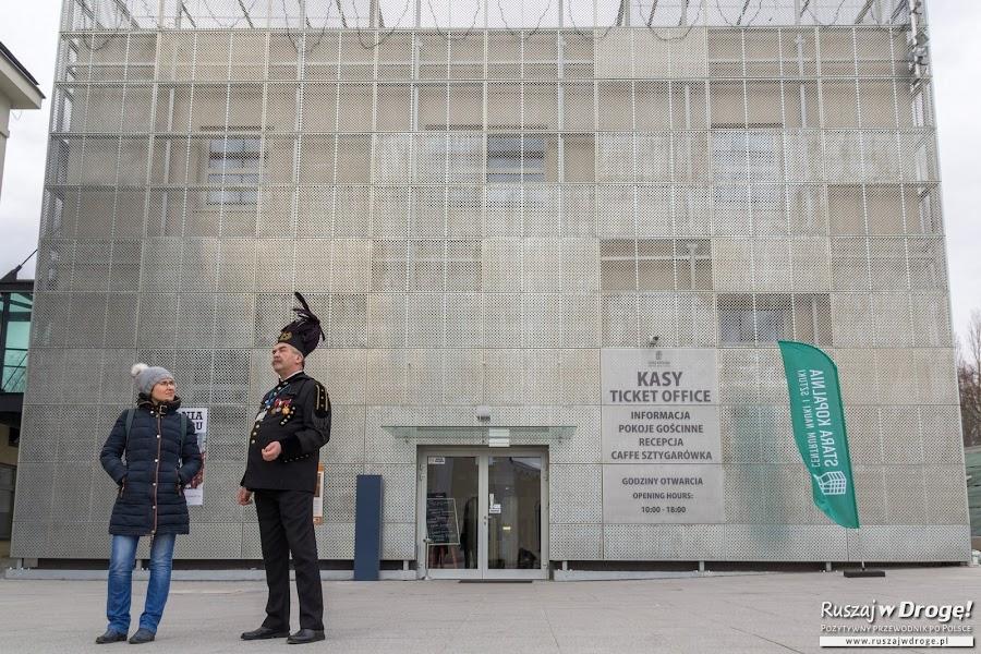 Stara Kopalnia Centrum Nauki i Sztuki w Wałbrzychu