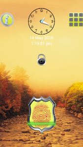 Fingerprint Screen Lock PRANK screenshot 13