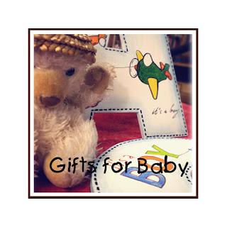 QUÀ CHO BÉ - GIFTS FOR BABY