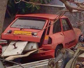 Abandoned Renault Turbo2