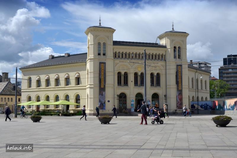 Nobelio taikos centras