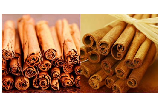 Ceylon real Cinnamon Vs Cassia Cinnamon