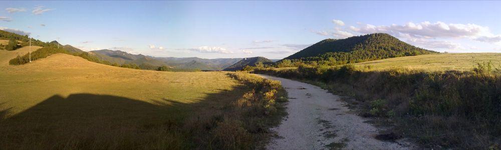 Vista desde Espotz-Hotel RuralTorre de Uriz