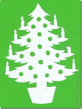 navidad arte recortado (6)