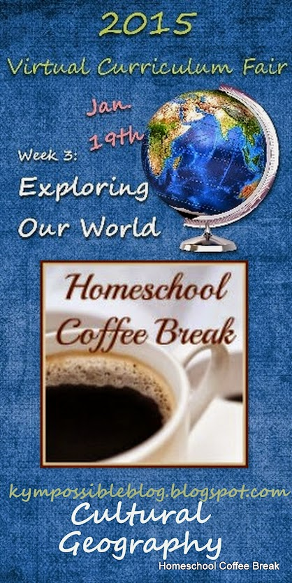Cultural Geography - the resources and methods we're using to study the geography and cultures of Europe. Homeschool Coffee Break @ kympossibleblog.blogspot.com