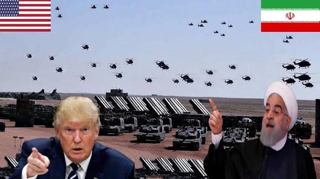 Seberapa Kuat Militer Iran Menghadapi Amerika Serikat?