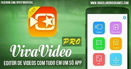 Download VivaVideo Pro Video Editor HD v5.8.2 APK Full Grátis - Aplicativos Android