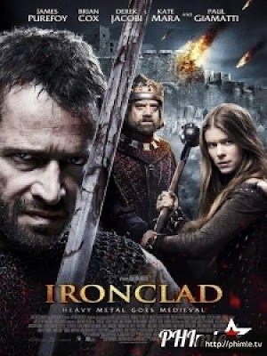 Phim Giáp sắt - Ironclad (2011)
