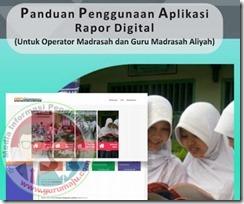Aplikasi Rapor Digital ARD MA