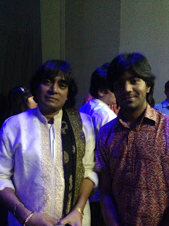 with srinivas