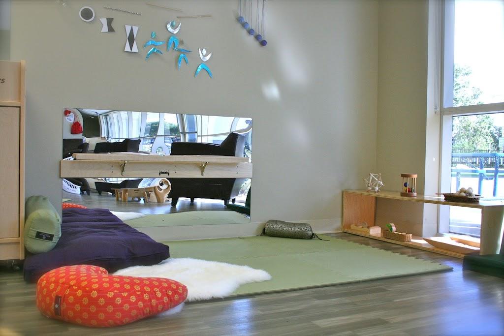 Resultado de imagen de baby montessori room