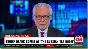 breaking trump coffee at russian tea room