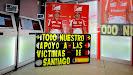 Alonso & De la Rosa support to Santiago train crash