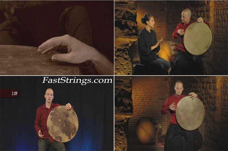 David Kuckhermann: Advanced Frame Drums 2