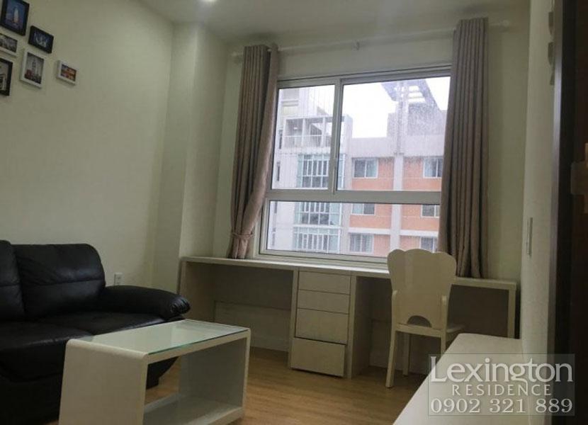 căn hộ cho thuê 3 phòng ngủ quạn 2 Lexington Residence