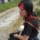 Fotos de La Siesta del Bíceps – Encoro do Eume. 23 de agosto de 2009.