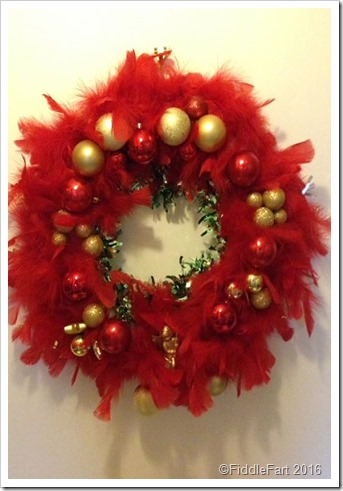 Beth's Christmas Wreath