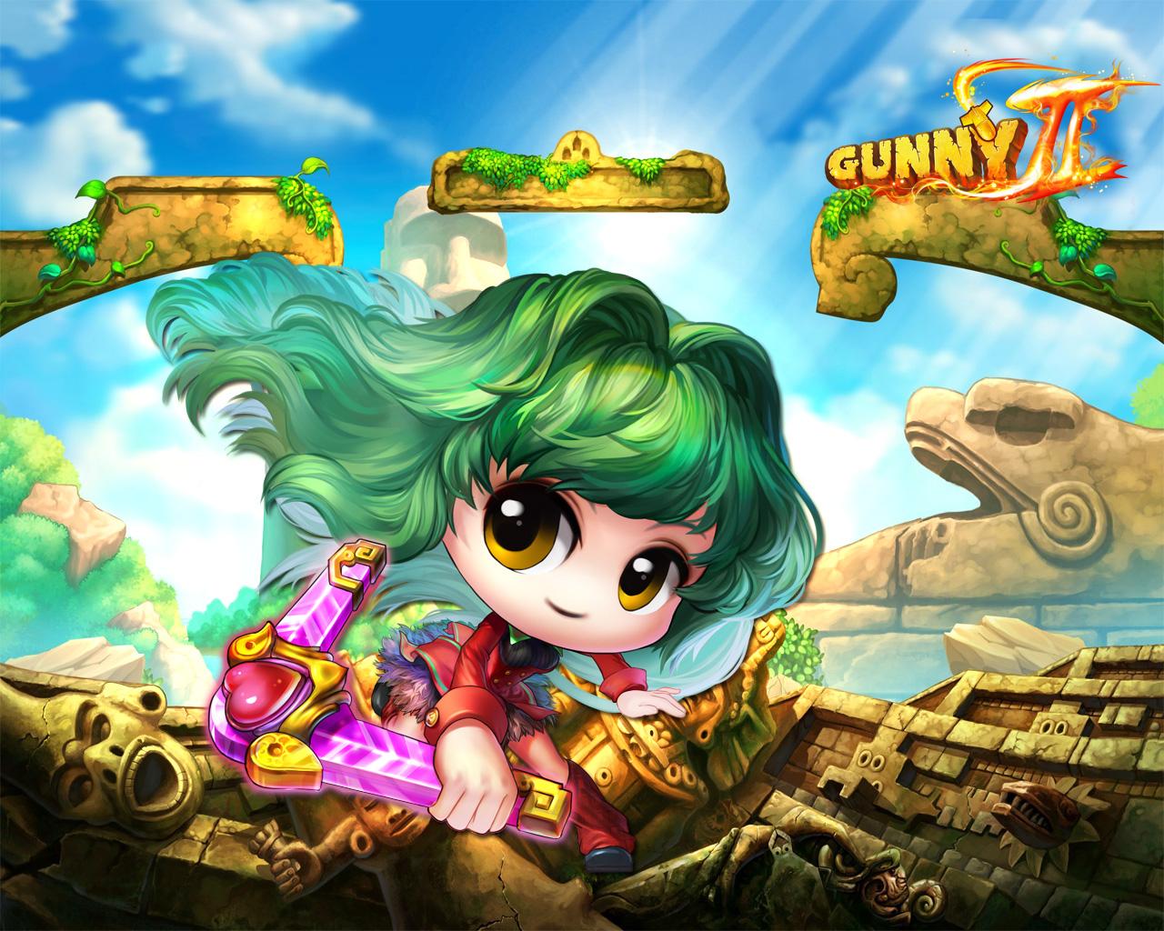 Bộ hình nền đẹp tuyệt của Gunny 2