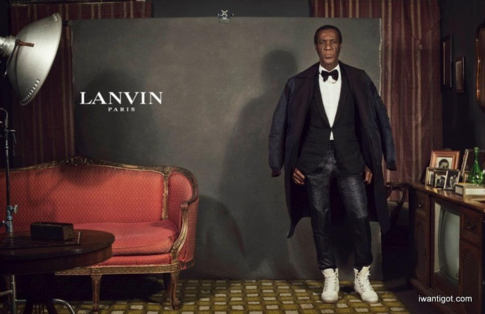 Lanvin Fall - Winter 2012 Ad Campaign