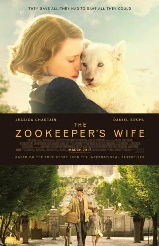 Vợ người giữ thú - The Zookeeper's Wife (2017)