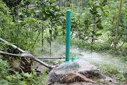 Peresmian dan tasyakuran pompa hydram di Sungkul, Jarak, Jombang oleh PCNU Jombang