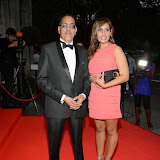 WWW.ENTSIMAGES.COM -  Nazir Afsal   arriving at      The Asian Achievers Awards at Grosvenor House London September 19th 2014The Asian Achievers Awards celebrates individuals who are responsible for bringing the South Asian community to the centre stage. The chosen charity partner is the Cherie Blair Foundation.                                                 Photo Mobis Photos/OIC 0203 174 1069