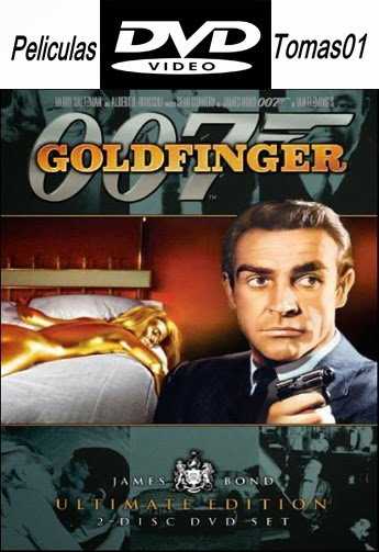 007 (3):  Goldfinger (1964) DVDRip