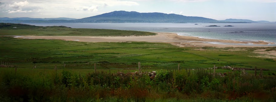 White Strand Connemara Ireland