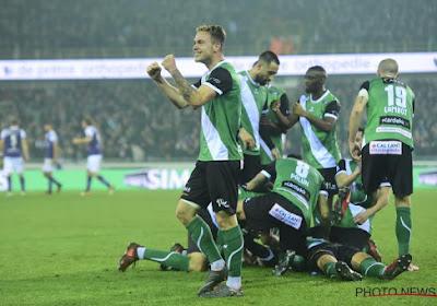 Le Cercle de Bruges est promu en Jupiler Pro League !