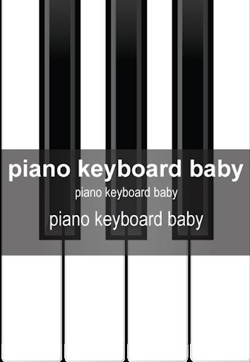 piano keyboard baby