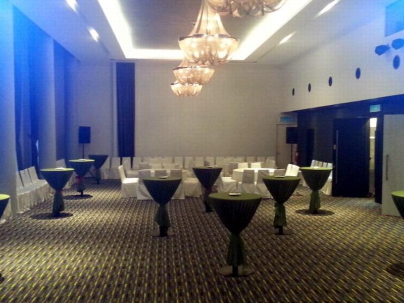 The Haven Tambun ballroom