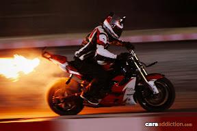 Angyal Zoltan Fire bike